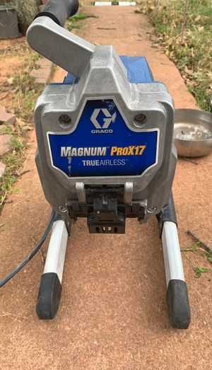 Magnum pro x17 for Sale in Blanchard, OK