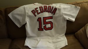 Dustin Padroia Team Jersey for Sale in Maynard, MA