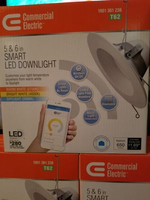 3set of smart lights for Sale in E RNCHO DMNGZ, CA