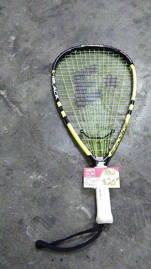 E force tennis racket for Sale in Houston, TX