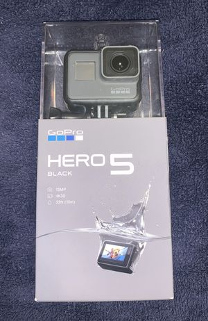 GoPro Hero 5 (Black) for Sale in Orlando, FL