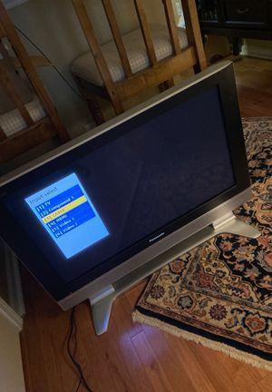 "37"" Panasonic Plasma Flatscreen TV for Sale in Tucker, GA"