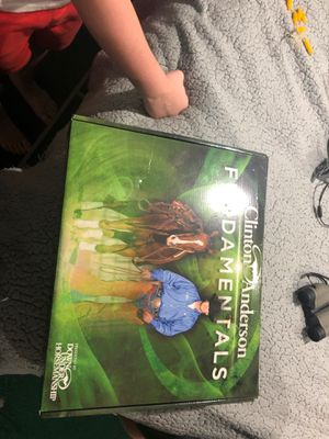 Clinton Anderson fundamentals for Sale in Evansville, IN