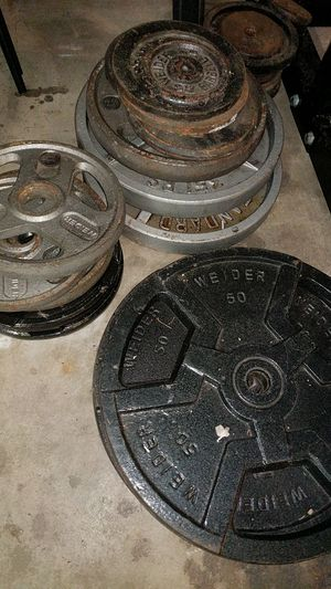 Weights. All sizes for Sale in Cardiff, CA