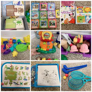 Lot Of Kids Toys for Sale in Chandler, AZ