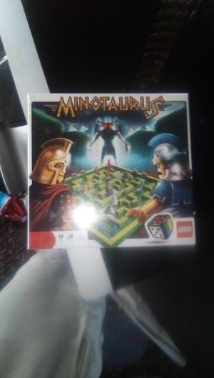 Lego Minotaurus game new in box never opened wanting $20. firm for Sale in Stockton, CA
