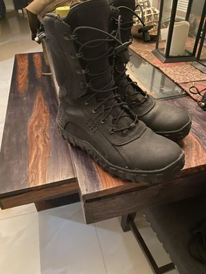 Rocky S2V boots black size 7 for Sale in Miami, FL