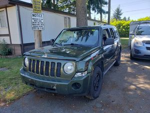 2008 jeep patriot for Sale in Kelso, WA