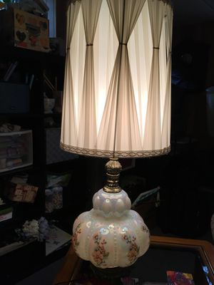 Tall Antique Lamp set for Sale in Butler, PA