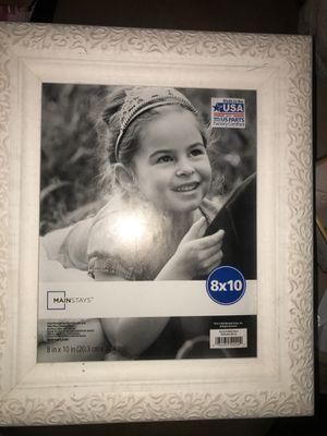 Brand new white frame for Sale in Fresno, CA