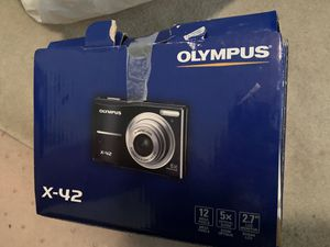 Olympus X-42 Digital Camera for Sale in Sacramento, CA
