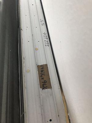 Trulite 12' x 8' sliding glass doors for Sale in Oviedo, FL
