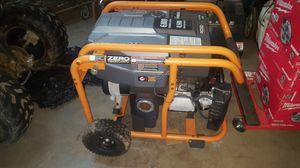 Ridgid 8500 watt generator for Sale in Baltimore, MD