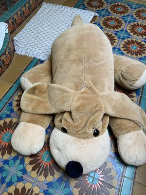 Huge dog from FAO Schwarz for Sale in Seattle, WA