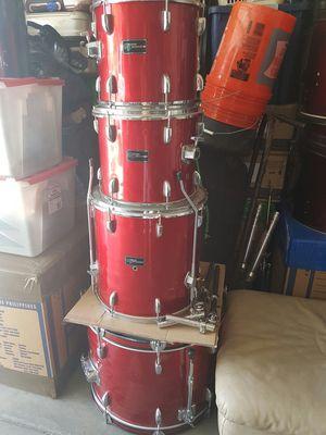 Set of 4 drums for Sale in Las Vegas, NV