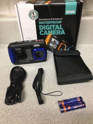 Knox waterproof digital camera for Sale in Nashville, TN