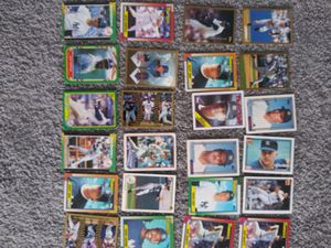 Variety of Yankee baseball cards 250 4 All for Sale in Smoke Rise, GA