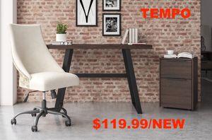Kamiburg Desk, Warm Brown for Sale in Santa Ana, CA