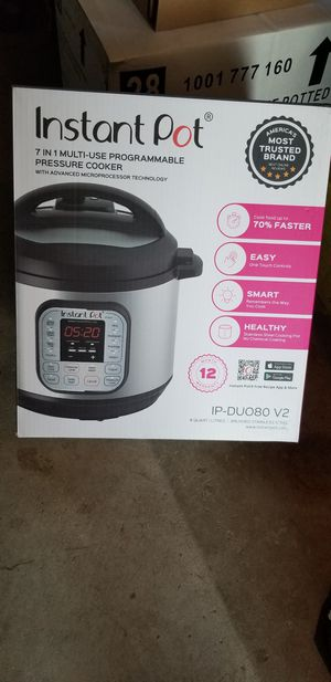 Instant Pot for Sale in San Diego, CA