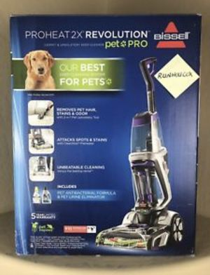 Bissell proheat pet Revolution for Sale in Greenville, SC