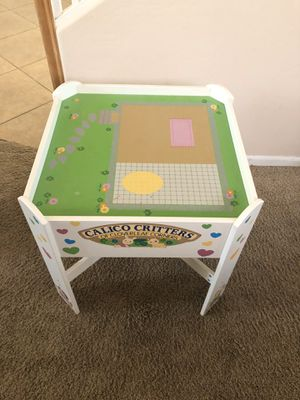 Calico Critter Table for Sale in Phoenix, AZ