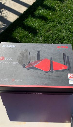 Dlink WiFi router for Sale in Escondido, CA