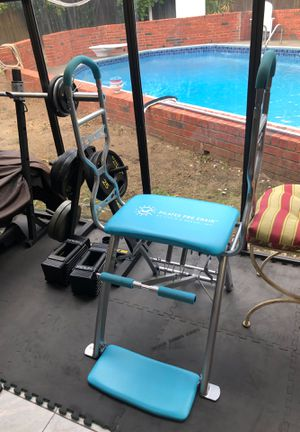 Pilates pro chair by life a beach, inc. $120.00 for Sale in Richardson, TX