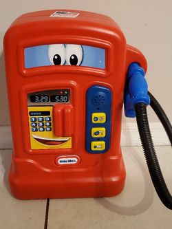 Talking. Little Tikes Kids Play Gas Pump Hose. Interactive Sounds for Sale in Miami,  FL