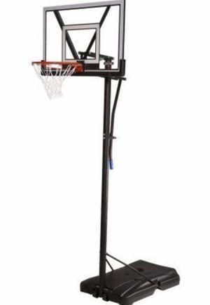 "Lifetime Adjustable Portable Basketball Hoop 48"" Backboard w/ V-Frame for Sale in Minneapolis, MN"