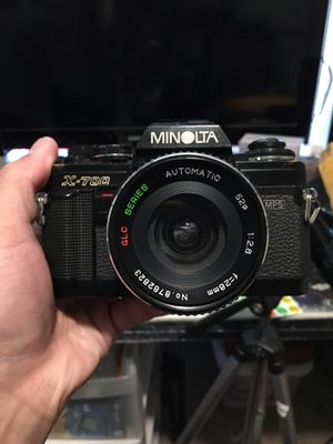 MINOLTA X-700 SLR 35MM FILM CAMERA SLR for Sale in Virginia Beach, VA