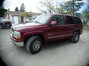 2002 CHEVROLET TAHOE for Sale in Morgan Hill, CA