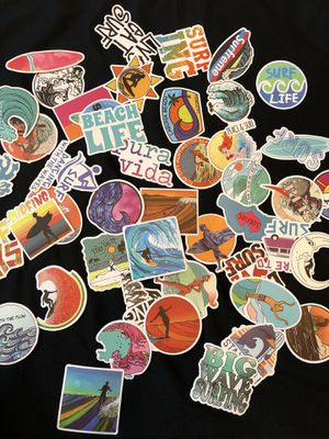 50 stickers for Sale in Milpitas, CA