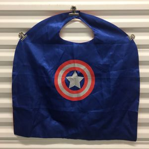 Child Size Pretend Play Captain America Cape for Sale in Fort Myers, FL