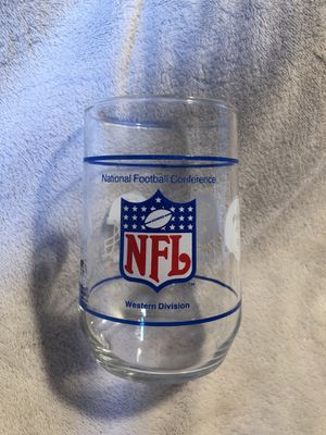 NFL NFC West Collectible Glass for Sale in Peabody, MA