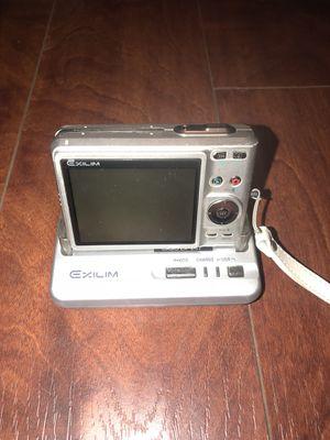 Casio exilim digital camera for Sale in Loves Park, IL