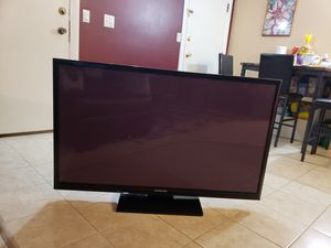 Samsung TV 60 inch works good just need remote for Sale in South Attleboro, MA