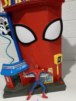 Playskool Spiderman House$25 for Sale in Yakima,  WA