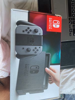 Used Nintendo switch missing the dock for Sale in Alexandria, VA