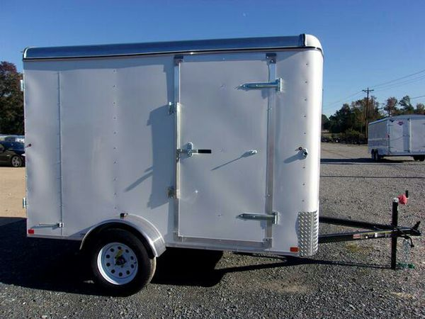 6x10 Carry On Enclosed Cargo Trailer