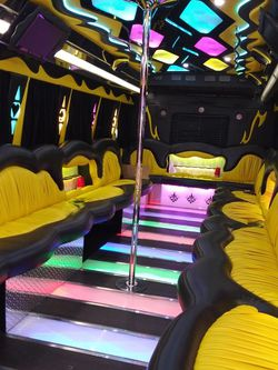 Party Bus Limo for Sale in Ontario,  CA