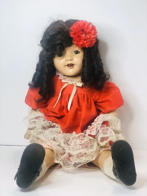 """Very antique doll 26"""" for Sale in Dunwoody, GA"""
