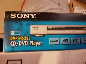 Sony CD/DVD player for Sale in Oakland, CA