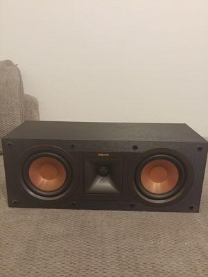Klipsch R-25C Center Channel Speaker for Sale in San Diego, CA