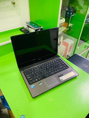 Acer aspire 4741g, corei3,6gb ram,500gb hdd, 1gb ndivia graphics,2.5 ghz,14inches for Sale in Burkeville, VA