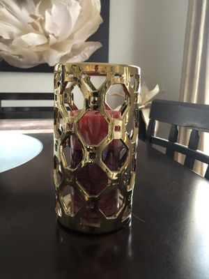 Gold candle holder for Sale in Plano, TX