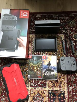 Nintendo Switch Package for Sale in Seattle, WA