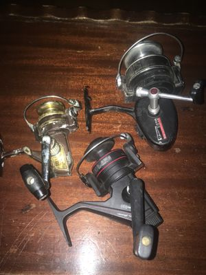 Vintage fishing reels for Sale in Lancaster, OH
