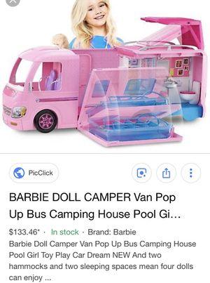Barbie Camper for Sale in Woodbine, MD