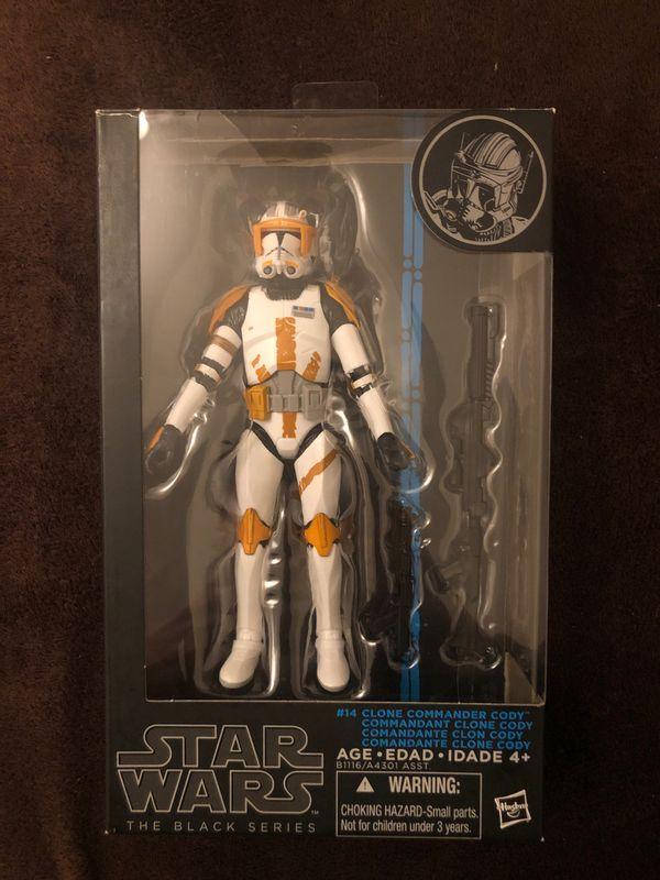 Star Wars Commander Cody
