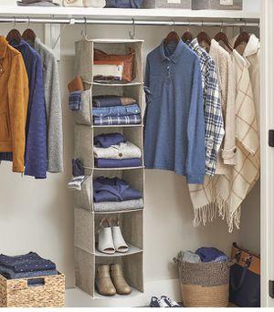 6 Shelf Closet Organizer for Sale in Orlando, FL